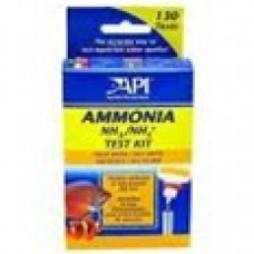 Aquarium Pharm Test Kit Ammonia for Freshwater and Saltwater