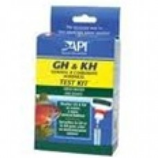 Aquarium Pharm Test Kit GH/KH