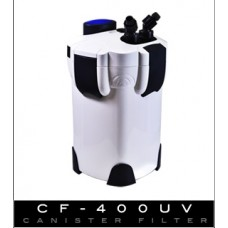 Aquatop Canister Filter W/UV CF400-UV