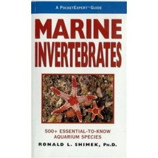 Marine Invertabrates Pocket Guide..(soft cover)