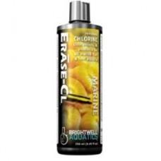 Brightwell Erase-CL-Cholramine,Chlorine & Ammonia Remover 500 ML