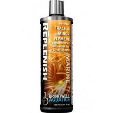 Brightwell Replenish - Liquid Trace & Minor Minerals for all Marine Aquaria..2 Liter..