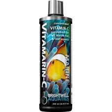 Brightwell Vitamarin-C-Vitamin C Supplement for All Marine Aquaria 2 Liter