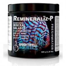 Remineraliz-P - Balances minerals in purified or soft water; Powdered Form..500 GM..