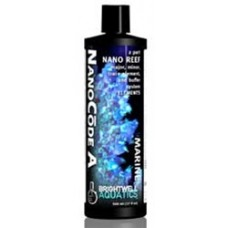 Brightwell NanoCode A - Balanced 2-part Nano-Reef Dosing System - Part A (Elements) 250 ML..