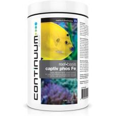 Continuum Captiv Phos FE Ferric Oxide Phosphate Absorber 10kg