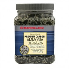 Marineland Diamond Blend Activated Carbon/Ammonia Remover 23 OZ