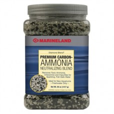 Marineland Diamond Blend Activated Carbon/Ammonia Remover 50 OZ