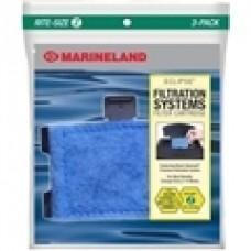 Marineland Rite Size Cartridge Z 3 Pack..Fits Eclipse Explorer/System 3/Hex 5 & 7/Corner 5