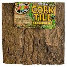 """Natural Cork Tile Bkgrnd (18""""x18"""") fits NT-3"""