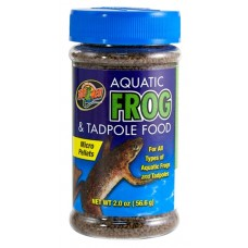 Aquatic Frog & Tadpole Food 2 OZ