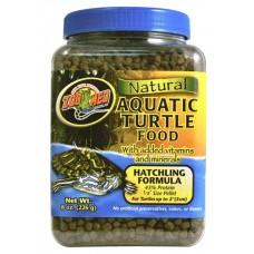 Natural Aquatic Turtle Food - Hatchling Formula 7.5 OZ