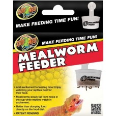 Hanging Mealworm feeder